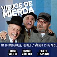 Viejos de Mierda Kilometro 10 Bajo Molle, Iquique - Iquique