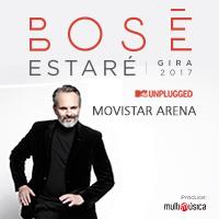 Miguel Bosé Movistar Arena - Santiago