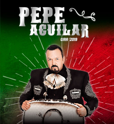 Imagen Pepe Aguilar - Gira 2019