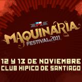 Maquinaria Festival 2011 Club Hípico - Santiago