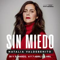 Natalia Valdebenito presenta Teatro Oriente - Providencia