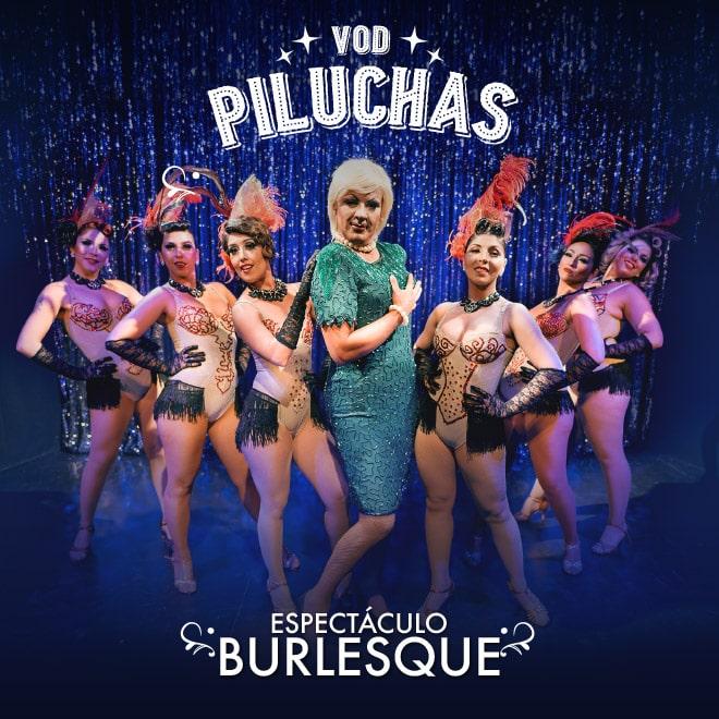 PILUCHAS VARIETÉ Streaming Punto Play - Santiago
