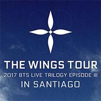 BTS Movistar Arena - Santiago