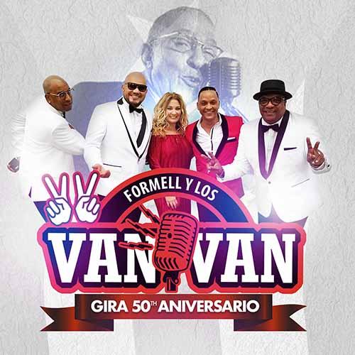 Orquesta Van Van de Cuba Teatro Caupolicán - Santiago
