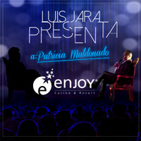 Luis Jara presenta a Patricia Maldonado Enjoy Santiago - Los Andes