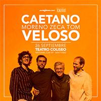 Caetano Veloso Teatro Coliseo - Santiago