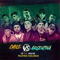 El Versus - Chile vs Argentina Teatro Coliseo - Santiago