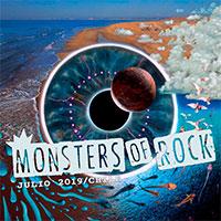 Monsters of Rock Teatro Regional de Rancagua - Rancagua