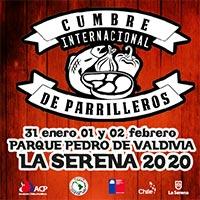Cumbre Internacional de Parrilleros Parque Pedro de valdivia, la serena - La Serena