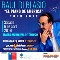 Raul Di Blasio Teatro Municipal de Temuco - Temuco