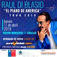 Raul Di Blasio Teatro Municipal de Chillán - Chillán