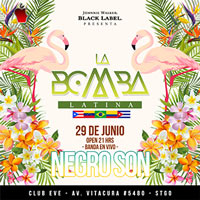 La Bomba Latina Club Eve - Vitacura