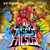 Ases Falsos Teatro Coliseo - Santiago