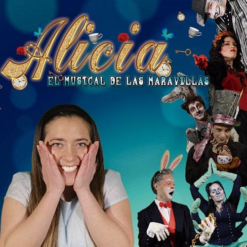 Alicia El Musical de las Maravillas Streaming Punto Play - Santiago