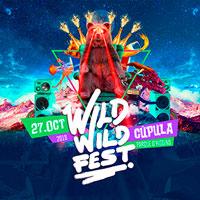 Wild Wild Fest Teatro La Cúpula - Santiago
