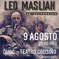 Leo Masliah Teatro Cousiño (Duoc Valparaiso)  - Valparaíso