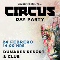 Circus Dayparty Dunares Resort Mantagua - Quintero