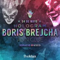 Boris Brejcha Espacio Riesco - Huechuraba