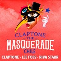 Masquerade By Claptone Espacio Ritoque - Quintero