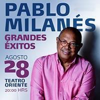 Pablo Milanés Teatro Oriente - Providencia
