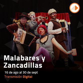 Malabares y Zancadillas Streaming Punto Play - Santiago