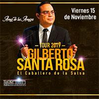 Gilberto Santa Rosa Teatro Oriente - Providencia
