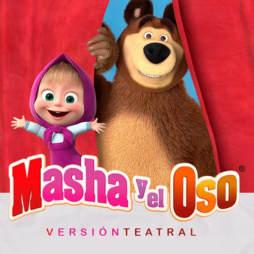 Masha y el Oso Streaming Punto Play - Santiago