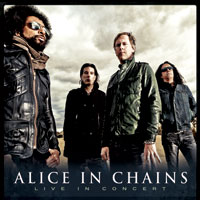 Alice in Chains Movistar Arena - Santiago