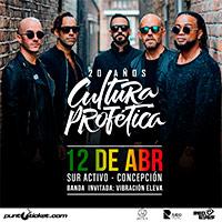 Cultura Profética Suractivo - Concepción