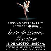 Ballet Nacional de Rusia Teatro Municipal de Los Angeles - Los Ángeles