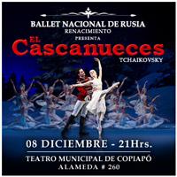Ballet Cascanueces Teatro Municipal de Copiapó - Copiapó