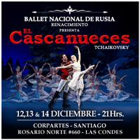 Ballet Cascanueces Teatro CorpArtes - Las Condes