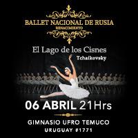 Ballet Nacional de Rusia Renacimiento UFRO Temuco - Temuco