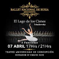 Ballet Nacional de Rusia Renacimiento Teatro Universidad de Concepción - Concepción
