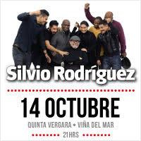 Silvio Rodríguez Quinta Vergara - Viña del Mar