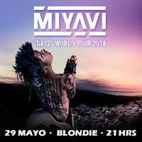 Miyavi Blondie - Santiago