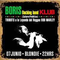 Boris & Klub Band Blondie - Santiago