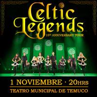 Celtic Legends Teatro Municipal de Temuco - Temuco