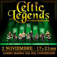 Celtic Legends Casino Marina del Sol - Talcahuano
