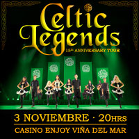 Celtic Legends Enjoy Viña del Mar - Viña del Mar