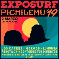Exposurf Pichilemu 2019 La Pancora Sector Punta de Lobos, Pichilemu. - Pichilemu