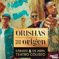Orishas Teatro Coliseo - Santiago