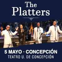 The Platters Teatro Universidad de Concepción - Concepción