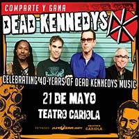 Dead Kennedys Teatro Cariola - Santiago