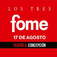 Los Tres Teatro Universidad de Concepción - Concepción