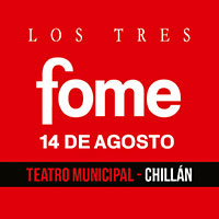 Los Tres Teatro Municipal de Chillán - Chillán