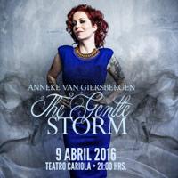 Anneke Van Giersbergen Teatro Cariola - Santiago