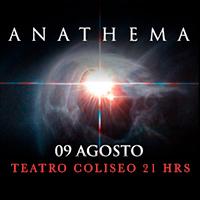 Anathema Teatro Coliseo - Santiago