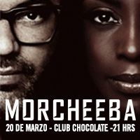 Morcheeba Club Chocolate, Barrio Bellavista - Recoleta