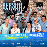Bersuit Vergarabat Club Chocolate, Barrio Bellavista - Recoleta